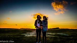Malin & Martina.